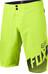 Fox Altitude Shorts Men flo yellow